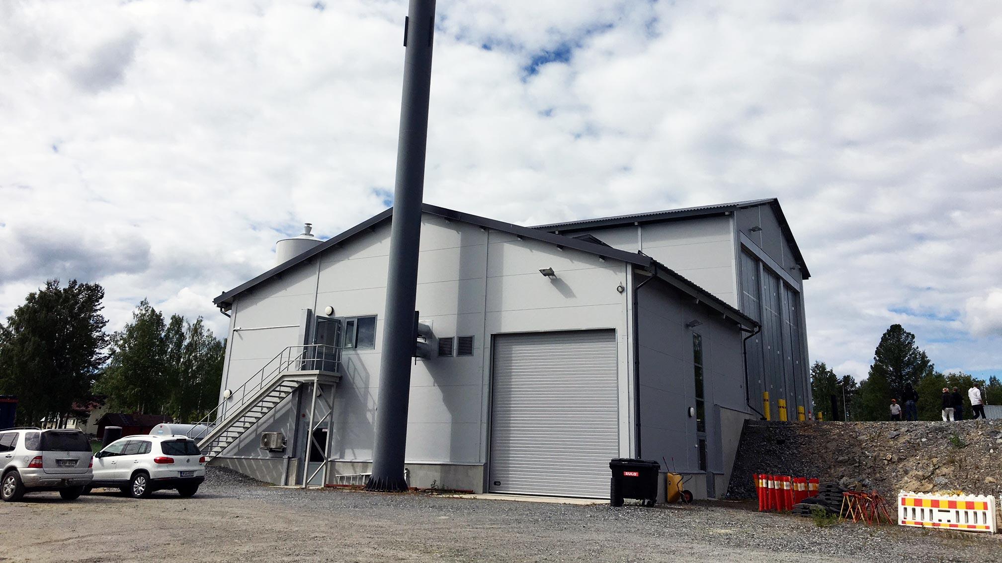 Lämpöyhtiön ulkoistettu etähallinta varmistaa palvelun ja lämmön asiakkaille Hankasalmella